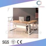 Het elegante Bureau van de Manager van de Lijst van de Computer van het Frame van het Metaal van het Kantoormeubilair (cas-MD1896)