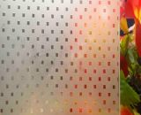 8mm Acid Etched Pattern Glass