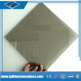 Совместите отверстия под буксирной цвета 3мм+0.38PVB+0.38 молочно-белого цвета серый PVB+3мм безопасности слоистого стекла для создания/строительство/мебели/душ двери и стены из стекла