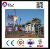 Подвижные стальные конструкции рабочего совещания в строительстве (BYSS003)