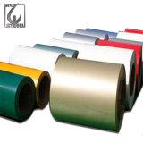 De het vooraf geverfte Aluminium van de Deklaag PVDF/Rol van het Aluminium