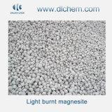 処理し難い原料の反水和のライトによって焼き付けられるマグネシウム