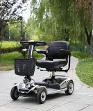 4 Rodas Tamanho Pequeno elegante Electric Scooter de mobilidade