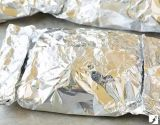 Household Silver Catering Aluminum Foil Paper with Various Dimensions