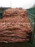 La chatarra de cable de cobre de 99,9%/Millberry trozo de alambre de cobre