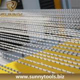 De zonnige Zaag van de Draad van de Diamant van 11.5mm 10.5mm voor het Marmeren Beton van het Graniet