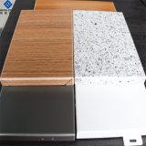 3003 H24 H16 Panneaux solide en aluminium peint de couleur pour les murs des produits