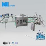 Haustier-Flaschen-reinen Mineralwasser-füllenden Produktionszweig beenden