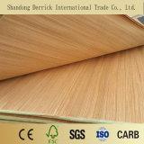 La chapa de madera contrachapada de MDF Blockboard Natural 1220*2440*18mm
