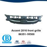 Grade dianteira 86350-1r500 do carro do fabricante da grade do acento 2016 de Hyundai auto