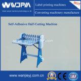 Máquina de papel adhesiva del Mitad-Corte