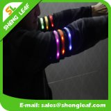 Night Racing Party LED piscando pulseira LED braçadeira