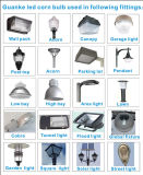 360 lâmpada do milho do diodo emissor de luz do grau 12-150W E27