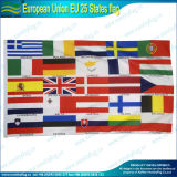 100X150cm أوروبا في الاتحاد الأوروبي علم الاتحاد عن طريق الطباعة على القماش (NF05F03011)