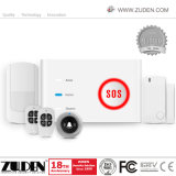 WiFi Seguridad antirrobo Alarma GSM con Control de la App.