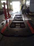 自動ボディ修理装置車のベンチ