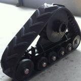 Sistema di pista di gomma (NHL-504-400) per la grande macchina del trattore