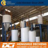 Planta de la fabricación del cartón yeso del yeso de la eficacia alta