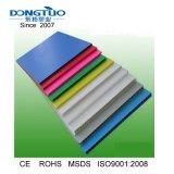 Caixa de Núcleo de perfuração de plástico, caixa de embalagem reutilizável de plástico, caixa de plástico corrugado de dobragem
