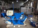 Polvere di pulizia della superficie del piatto d'acciaio che rimuove la macchina di granigliatura