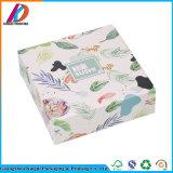 처분할 수 있는 음식 종이는 초밥 포장 상자를 나른다