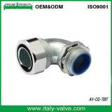 Più di alta qualità personalizzare la ghiandola di cavo d'ottone impermeabile di superficie luminosa M63