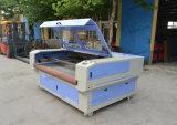 企業1610/1810/1630を作るおもちゃのための二酸化炭素レーザーの綿かポリエステルまたはナイロン打抜き機