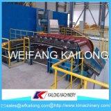 Convoyeur de tablier pour le matériau élevé de Temepature fabriqué en Chine