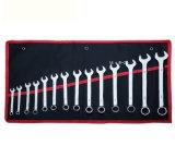 Ручные инструменты 14ПК комбинации ключа в комплекте со складывающимися мешок