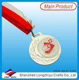 Le medaglie in bianco del metallo hanno personalizzato il disegno delle medaglie con il vostro proprio marchio