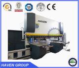 Macchina piegatubi idraulica del piatto d'acciaio di CNC WC67Y-100/4000 con il certificato dello SGS