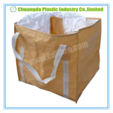 FIBC Bulk Big Container Bag for Sand with 2 - Loops