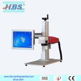 Benchtop Serien-Faser-Laser-Markierungs-Maschine mit Qualität