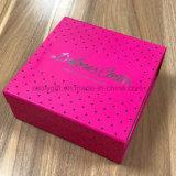 Papel de impresión de calidad de personalizar la caja de papel de almacenamiento de la caja de regalo