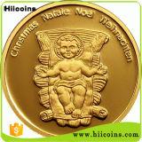 Kundenspezifisches Metallmünzen-Großverkauf-Münzen-Gold