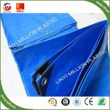 preço de fábrica na China Lona de PE azul com preço barato