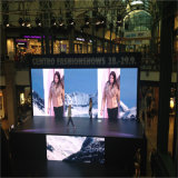 Alquiler a todo color de interior de la pantalla de la etapa LED de HD P6