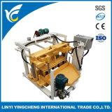 Machine creuse mobile hydraulique de brique pour la construction de Chambre