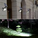 LED de luz solar para jardín de césped