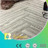pavimento fonoassorbente di Laminte della noce impresso AC3 di 8.3mm