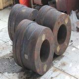cilindro hidráulico de forjamento grande liga de aço