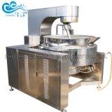 Alta Automática grande capacidade de gás industrial molho de pimenta aquecido pela fábrica de mistura de equipamento de cozinha em preço baixo