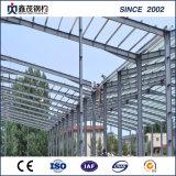 Almacén de acero fuerte prefabricado modificado para requisitos particulares del acero del edificio