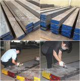 Der kalten Stahlwerkzeugstahl Arbeits-Form der Qualitäts-Stahlprodukt-1.2080 SKD1 D3 Cr12