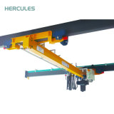 2 Tonnen-einzelner Träger-Träger-Brückenkran für Produktions-Fabrik