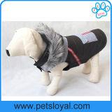 Laag van de Hond van de Kleren van het Huisdier van de Winter van de Verkoop van de fabriek de Hete