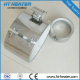 Calentador de cerámica de alta densidad de la banda de bobinado