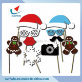 Le bricolage de Noël Kits photo Selfie Prop