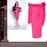 2018 новых прибытии женщин Prom производителей одежды (TG18105)