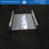 Roulis en aluminium de panneau de toit formant la machine